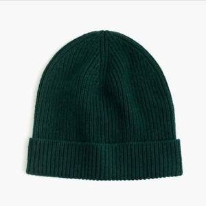 New JCREW 100% Cashmere Hat